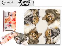 Shawl - Cat Colour
