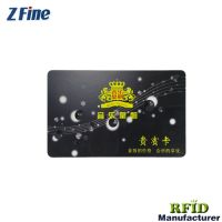 hot sale buiness pvc card with digital printing
