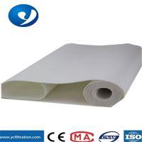 Yuanchen manufacturer high temperature 130 to 150 degree resisitane polyester filter felt