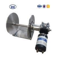 boat yacht electric drum winch