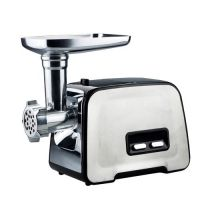 Electric Meat Grinder, Stainless Steel Meat Mincer & Sausage Stuffer, Heavy Duty Food Grinder Included