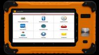 Wholesale original OEM-level car diagnostic tool for all cars diagnosis system Bluetooth OBD Tool Garage Equipment Leoscan PRO7