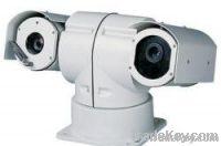 Laser IR night vision vehicle Intelligent Pan tilt