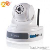 2-WAY AUDIO 3G WIRELESS IP CAMERA
