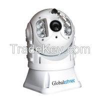 Smart Mobile Vehicle PTZ IR Camera GCS970 Series