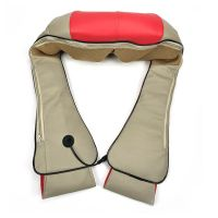 Massage Equipment Tapping Kneading Heating Shoulder and Neck Massage Belt
