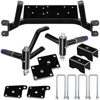 Drop Axle 5' Golf Cart Lift Kit for EZGO TXT