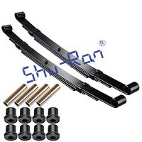 Club Car Precedent Golf Cart Rear Heavy Duty Leaf Springs
