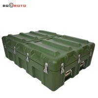 rotomolding military tool box military plastic box