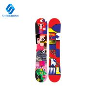 China snowboard manufacture