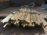 brass pipes H62