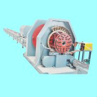 Automatic Tubular Pile Concrete Cage Welding Machine