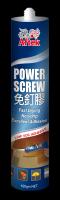CS-107 Power Screw adhesive