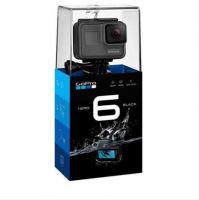 GoPro HERO 6 Black + 32 GB Micro SD Memory Card + Case + Accessory Bundle