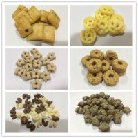 China Manufacturer Provide Puffed Corn Snacks Food Making Machine