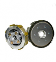WY125 motorcycle clutch parts from China, engine parts clutch