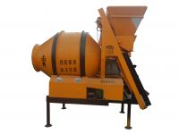 Electric cement mixer JZM350 Series small construction equipment with low price