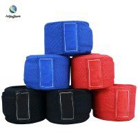 Fitness boxing custom wrist wraps