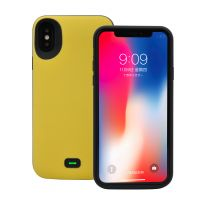 High Quality For Iphone X Thin Power Back Bank Case