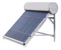 Non Pressurized Stainless Steel Solar water heater