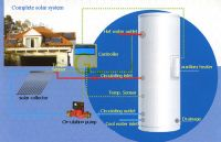 Seperate Solar Water Heater