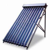 Split Pressuized Solar Collector