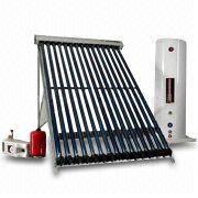 Split sperated high pressurized solar water heater