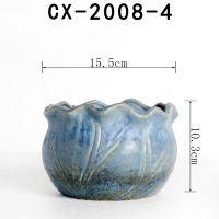 china ceramic flower pot and flower vase garden home decorative