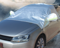 Thicken Half Size Waterproof Car Cover Top Winter Summer Anti Snow bird dropping