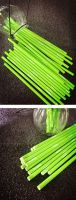 Biodegradable Environmental Protection Paper Straw