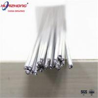 Low temperature cored aluminum welding rods no need aluminum powder Instead of WE53 copper and aluminum rod