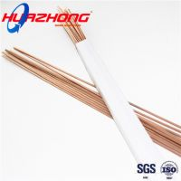 1.2*3.2mm Copper Phosphorus flat bar Welding Rods welding refrigeration and tube industry BCup-2/HZ-CuP