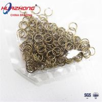 Braze-Flame Furnace Induction Bicycle Frames Brazing Rings