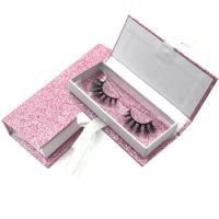 Customer Customized Empty Eyelashes Magnetic Box