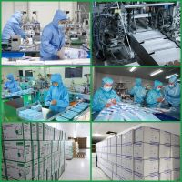 Factory selling disposable regular medical surgical face mask