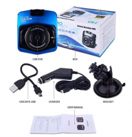 """2.4""""Screen 140 Degree Wide Angle Vehicle Video Recorder"""