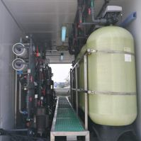 100m3/d Containerized Sea Water Desalination Plant