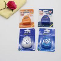 Square Shape Wholesale Customized Disposable Dental Floss,bulk supply fresh up dental floss, colored dental floss with FDA