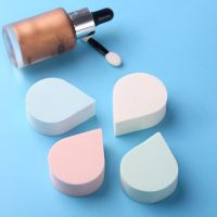 Hot Women 4pcs Professional Makeup Sponge Blush Foundation Puff Multi Shape Sponges Makeup High Quality Recommend Praise