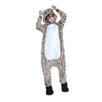 Wholesale Sexy Adult Onesie Pajamas Adult Leopard Bear Kigurumi Flannel Women Pajamas Kigurumi Party Pajamas