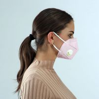 Active carbon cotton face mask folded type with high quality