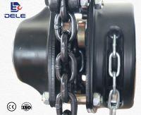 Hangzhou supplier 3t manual chain hoist