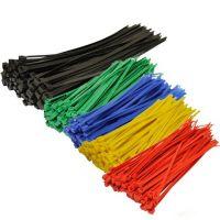 Ultraviolet Colours Self-Locking Nylon Plastic Cable Wire Zip Tie Cable strap