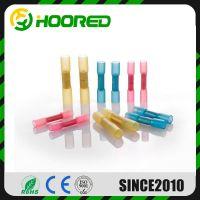 heat shrinkable sealing sleeve / heat shrink butt connector / waterproof solder sleeve seal heat wire splice connector