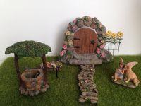 2018 Hot Design Fairy Garden Kits miniature figurines