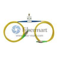 FC/APC to FC/APC Variable Fiber Optic VOA In-Line Attenuator 0-60dB