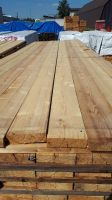 Edged board from Siberian larch