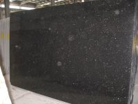 Black Galaxy black granite slab granite tile