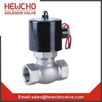 2L High Temperature Piston Steam Solenoid Valve
