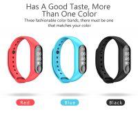 M3 Smart Bracelet Exercise Heart Rate Blood Pressure Fitness Sports Bracelet